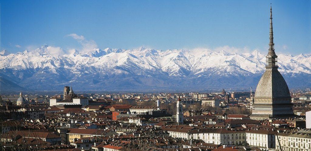 Vue Turin
