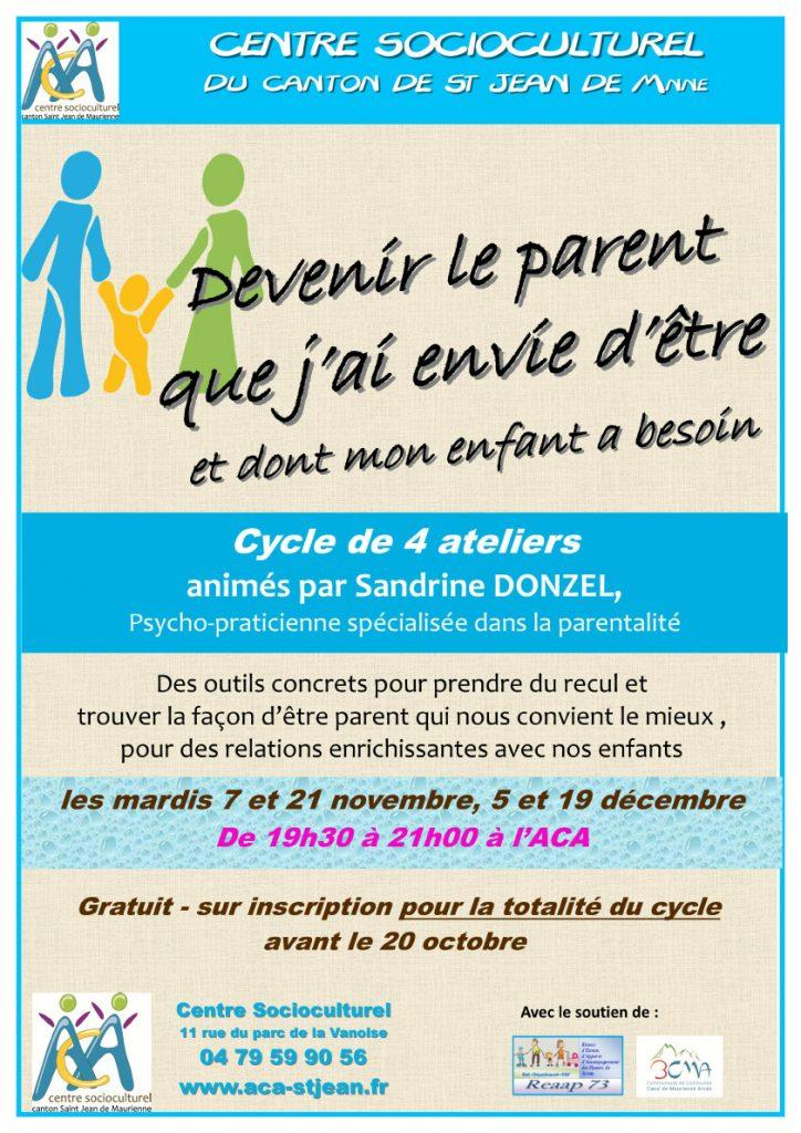 Cycle de parentalité