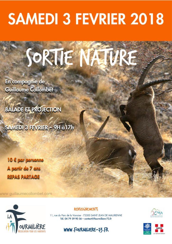 sortie nature GC